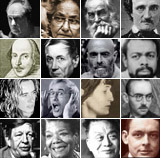 A Photo of Famous Poets
