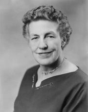 Photo of Mary Elizabeth Frye