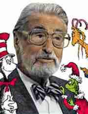 Photo of Dr. Seuss